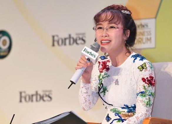 Những nữ doanh nhân thành đạt nhất Việt Nam