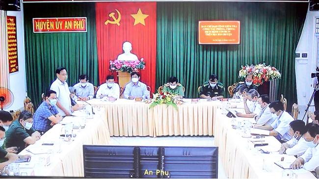 NÓNG: Cặp vợ chồng nhập cảnh trái phép từ Campuchia nghi nhiễm COVID