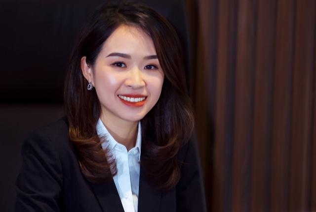 Hé lộ thân thế nữ Chủ tịch HĐQT sinh năm 1985 của Kienlongbank