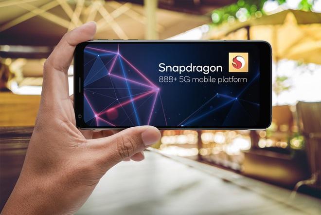 Qualcomm ra mắt Snapdragon 888 Plus, chip di động mạnh nhất hiện nay